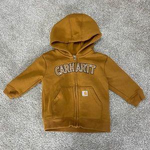Baby carhartt hoodie